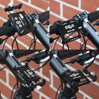gub g 85 motorrad fahrradhalterung f r smartphone 14 90. Black Bedroom Furniture Sets. Home Design Ideas
